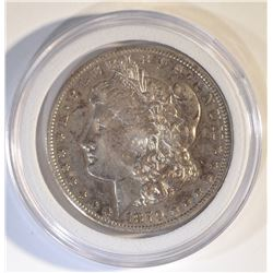 1879-CC MORGAN DOLLAR   VF