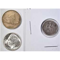 3 COIN LOT: