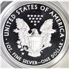 Image 4 : 2016, 17 & 18 PROOF AMERICAN SILVER EAGLES