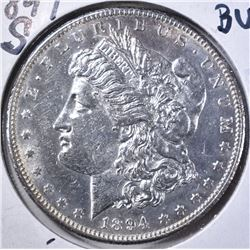 1894-S MORGAN DOLLAR BU