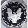 Image 4 : 2006 & 07 PROOF AMERICAN SILVER EAGLES BOXES/COA