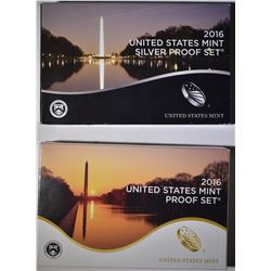 2016 CLAD & PROOF U.S. PROOF SETS