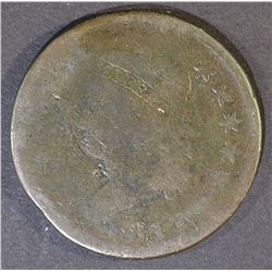 1812 LARGE CENT, AG