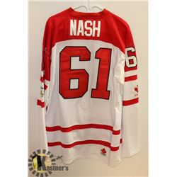 NASH TEAM CANADA LARGE JERSEY.