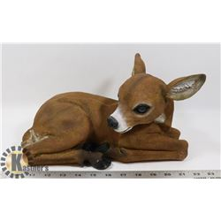 NEW FAWN STATUE