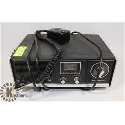 VINTAGE REALISTIC NAVAHO TRC-440 CB RADIO