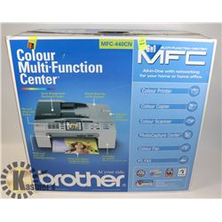 BROTHER MULTIFUNCTION COLOR PRINTER