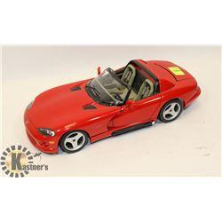 11/18 SCALE DODGE VIPER RT/O DIECAST MODEL