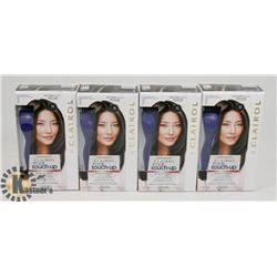 LOT OF 4 CLAIROL ROOT TOUCH UP #2 MATCHES BLACK