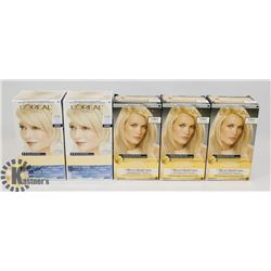 BAG OF BLONDE HAIR DYE
