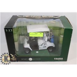 GOLF CAR DIE CAST