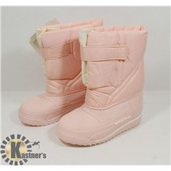 NEW WEATHER GUARD SIZE 13 GIRLS, KIDS WINTER BOOTS