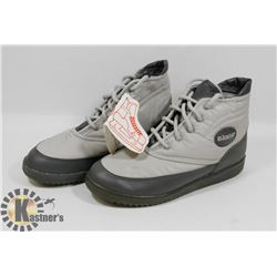 NEW DAOUST BOYS GREY/CHARCOAL SIZE 6 KIDS WINTER