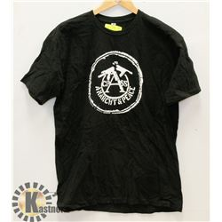 ANARCHY AND PEACE SZ XL NEW T-SHIRT