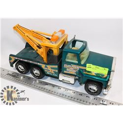 TOW TRUCK TOY.