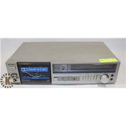 VINTAGE SONY TC-FX30 CASSETTE DECK