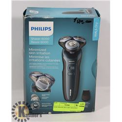 NEW PHILIPS WET DRY SHAVER 6000