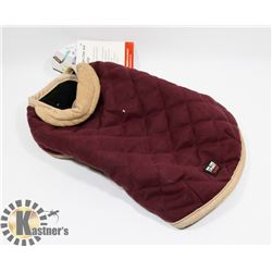 """NANOSUEDE BELLY QUILTED JACKET SIZE 12"""""""