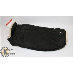 NANOSUEDE QUILTED DOG JACKET SIZE 20""