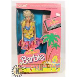 BARBIE CLUB CALIFORNIA COMIC BOOK , CASSETTE