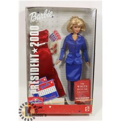 BARBIE THE WHITE HOUSE PROJECT
