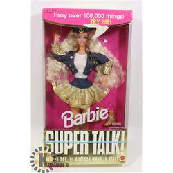 BARBIE SUPERTALK!