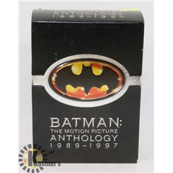 BATMAN MOTION PICTURE ANTHOLOGY