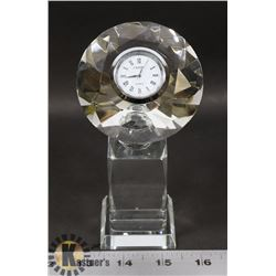 CRYSTAL CLOCK DISPLAY