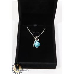 FASHION NECKLACES WITH PENDANT.