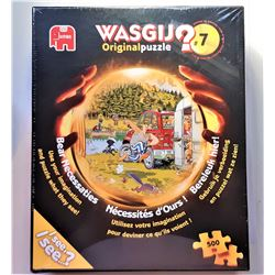 24)  FACTORY SEALED 500 PCE PUZZLE