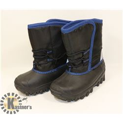 WEATHER SPIRITS BOYS SIZE 10 WINTER BOOTS