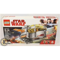 LEGO STAR WARS RESISTANCE TRANSPORT POD 294 PCS