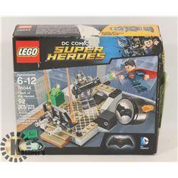 NEW LEGO DC COMIC SUPER HEROES DISPLAY 92 PCS