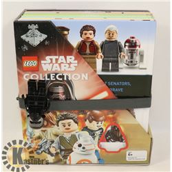 LEGO STAR WARS COLLECTION 10 BOOK SET