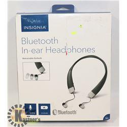INSIGNIA BLUETOOTH EARPHONES