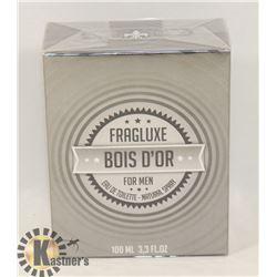 NEW FRAGLUXE BOIS D'OR 100 ML EAU DE TOILETTE