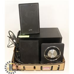 TEAC CD-X10I MICRO HI-FI STEREO SYSTEM WITH