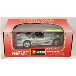 FERRARI F50 DIE CAST CAR SCALE 1/18