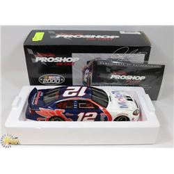 NASCAR PRECISION FORD TAURUS DIE CAST SCALE 1/18