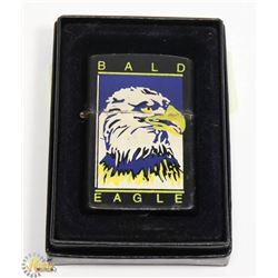 BALD EAGLE ZIPPO -