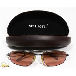 MEN'S SERENGETI TITANIUM SUNGLASSES
