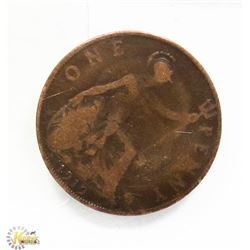 1919 ENGLISH LARGE PENNY