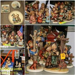 FEATURED GOEBEL FIGURES AND COLLECTIBLES