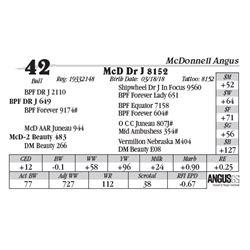 Lot  42 - McD Dr J 8152