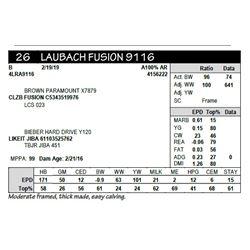 LAUBACH FUSION 9116