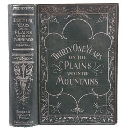 Thirty-One Years On The Plains & Mountains Drannan