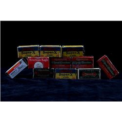 Assorted .22 Caliber Boxed Ammunition Collection