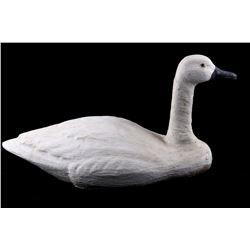 Original Herters Life Size Swan Decoy