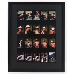 Collection Of Framed Cowboy Photo Shoot Photos