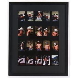 Collection Of Framed Cowboy Photo Shoot Photos